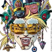 Comicfestival Poster Vignette