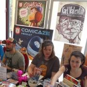 Comicaze-Stand 2015