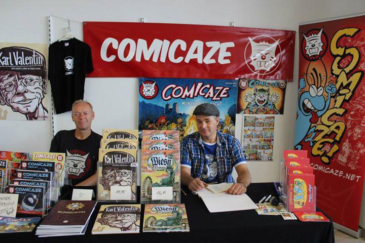 Comic Con Vienna 2014