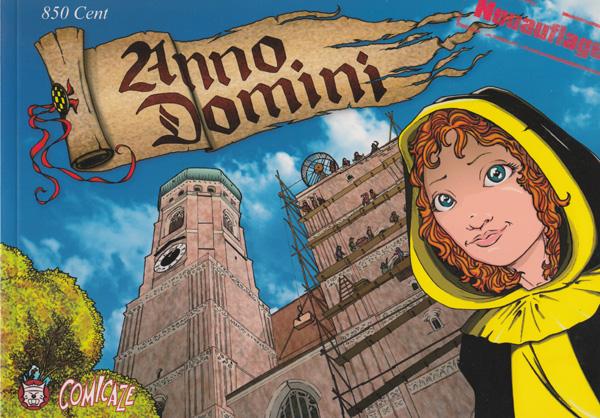 Anno Domini Cover