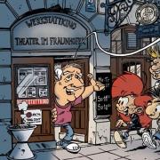 Comic Café Vignette 400