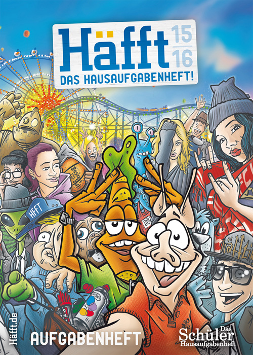 Cover Das Häfft 500px