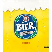 Cover Bier-Comic