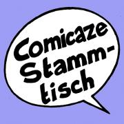 Vignette Sprechblase Comiaze Stammtisch 400px