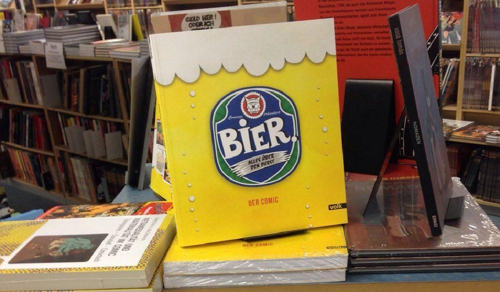 Bier-Album Buchhandlung Ultracomix 1000px