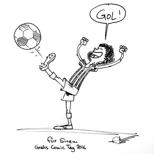 GCT 2016 Augsburg Fussball Gol Java 500px