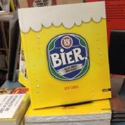 Vignette Bier-Album in Buchhandlung 400px