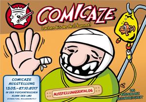 Comicaze-Heft 35 - Gesundheit