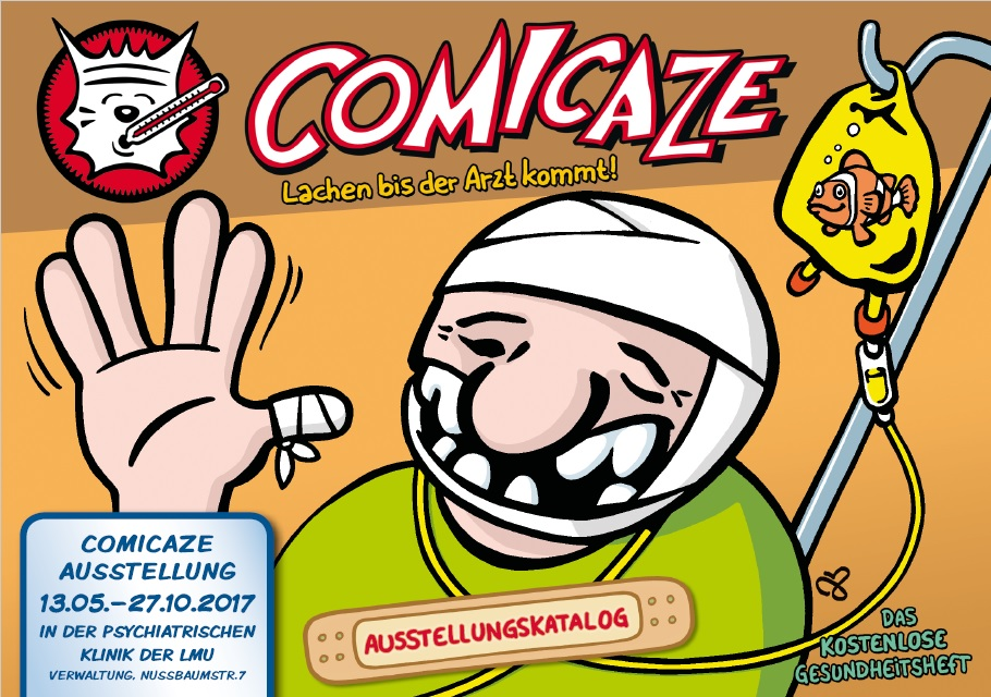 Comicaze Cover Homepage