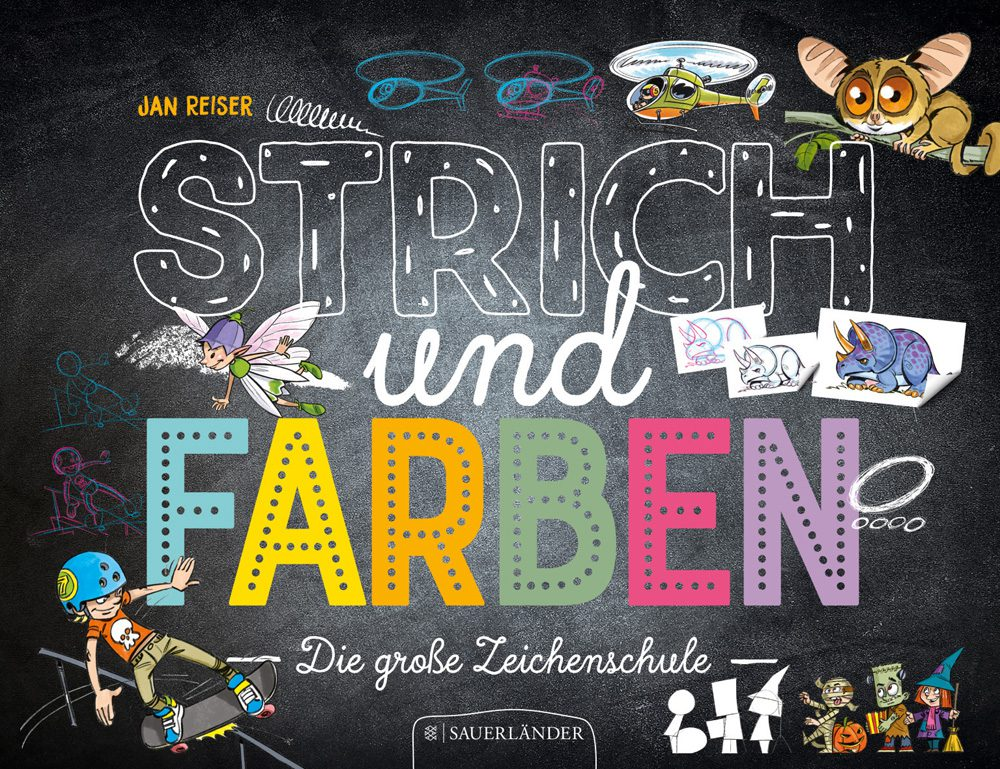JanReiser_StrichundFarbenCover