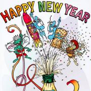 Vignette Neujahr 2018 Boleo