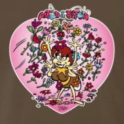 Vignette T-Shirt-Motiv Beea Boleo