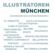Vignette Illustratorenstamtisch