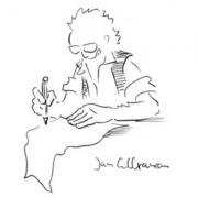 Vignette Jan Gulbransson